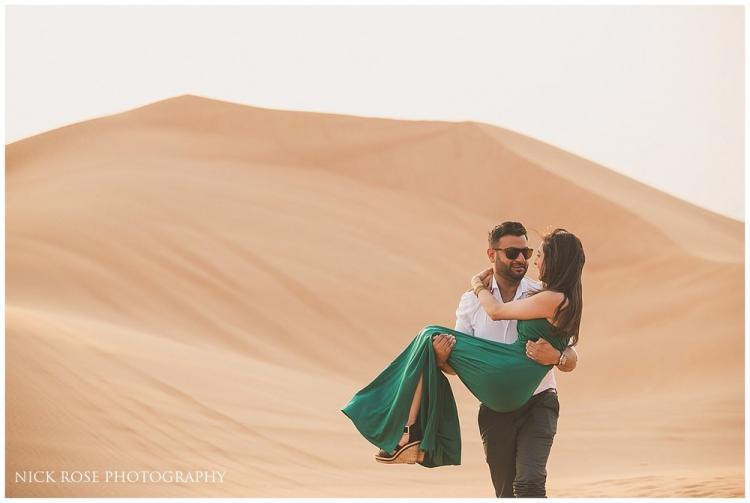 صحراء دبي