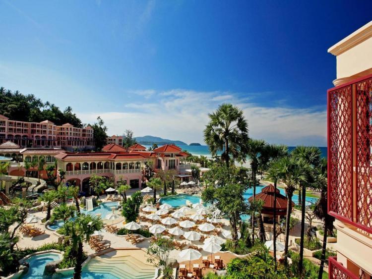 Centara Grande Beach Resort Samui