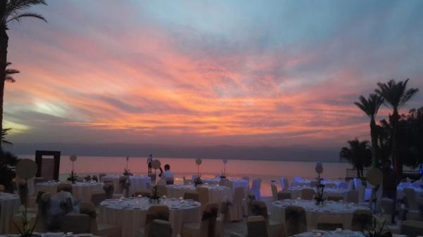 Dead Sea Wedding Venue