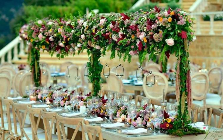 Fleurs La Sagesse - Lebanon