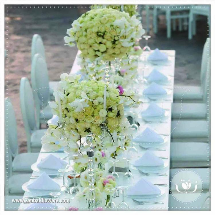 أزهار زنبق - لبنان