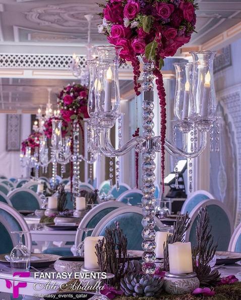 Fantasy Events Planner - Qatar