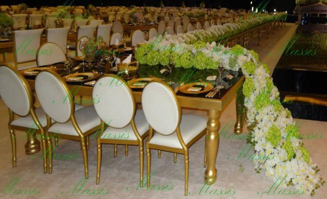 Massis Flowers and Decoration for Events - Qatar