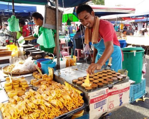 Ayer Hangat Night Market