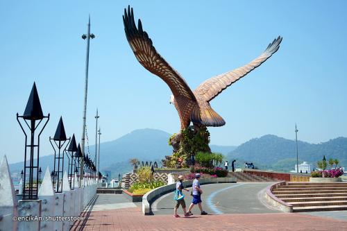 Eagle Square - Dataran Lang