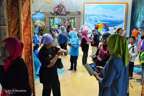 Langkawi Arts in Paradise 3D Museum