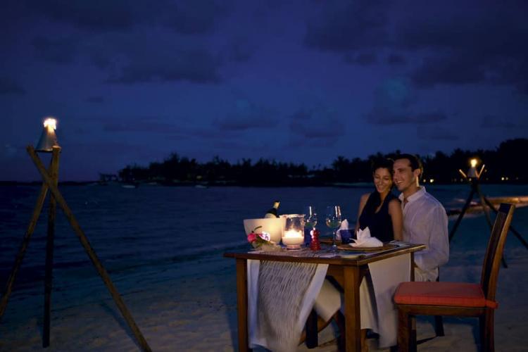 Mauritian honeymoon