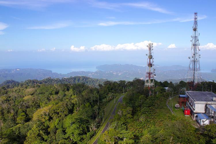قمة جونونج رايا