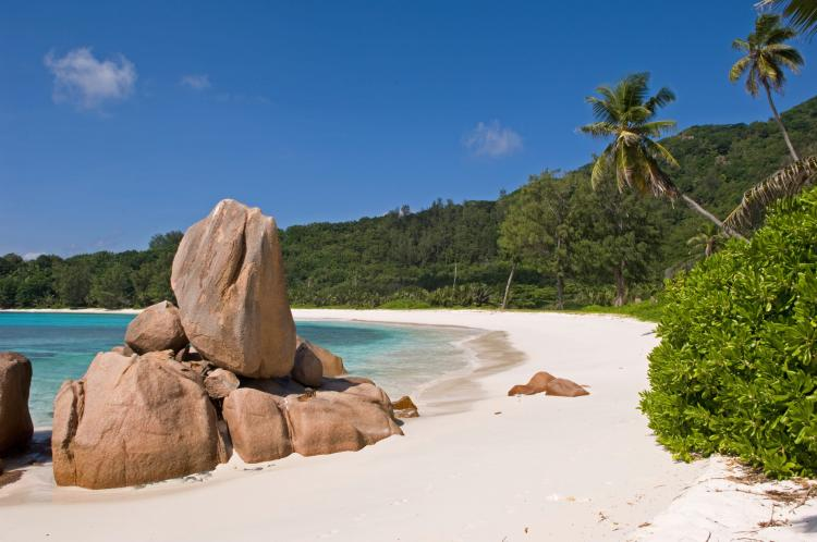 La Digue in Seychelles Honeymoon