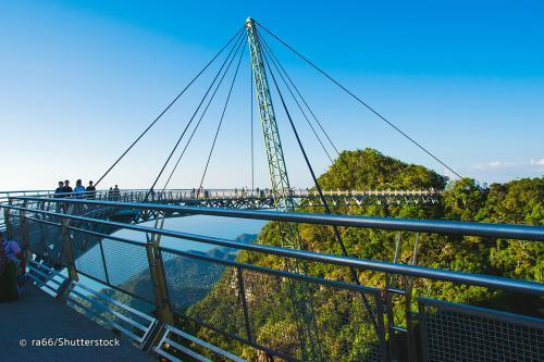 جسر لانكاوي سكاي