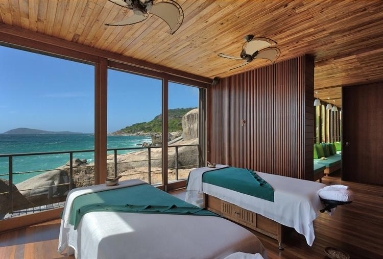 Spa in Seychelles Honeymoon