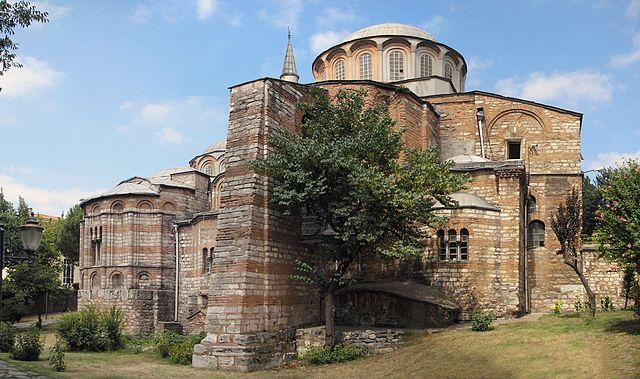 Chora Church (Kariye Müzesi)