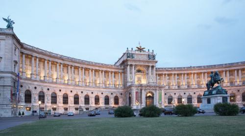 القصر الإمبراطوري هوفبورغ