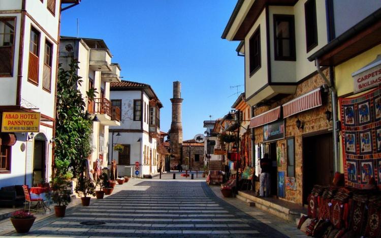 Antalaya Old Town