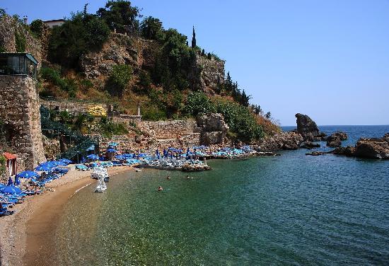 شاطئ ميرميرلي