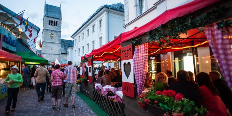 Zell am See Festivals