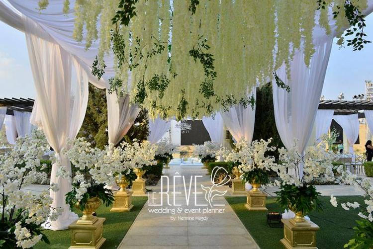 Le Reve Wedding Planner - Egypt