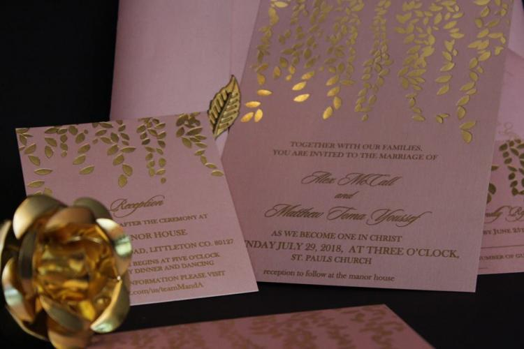 N&J for Wedding Cards & Invitations - Egypt