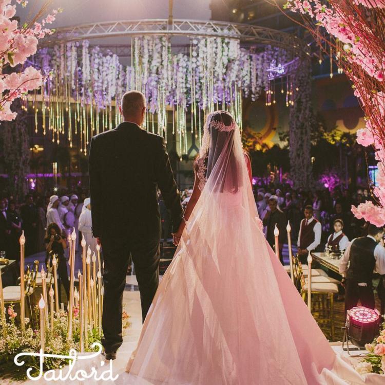تيلورد لتنظيم الزفاف - مصر
