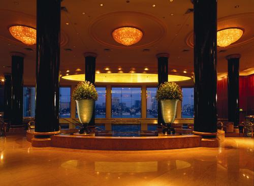 Grand Nile Tower Hotel - Cairo