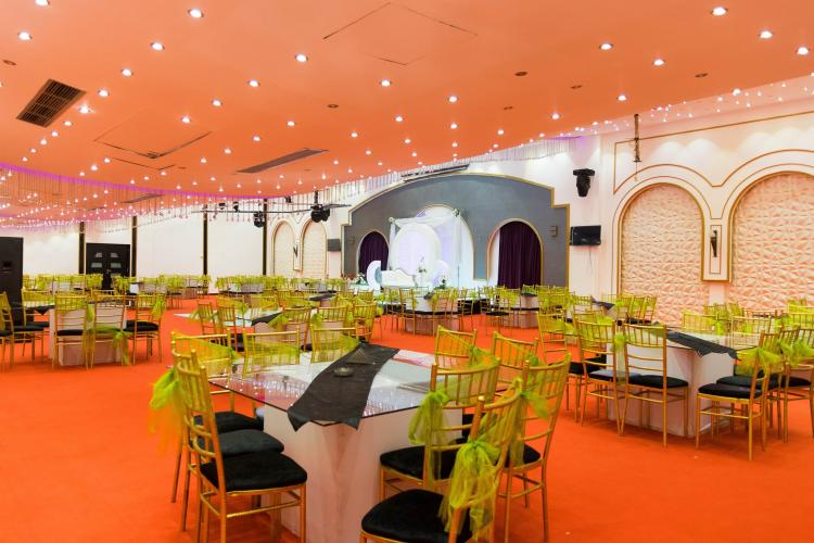 Queen's Wedding Hall - Maadi - Cairo