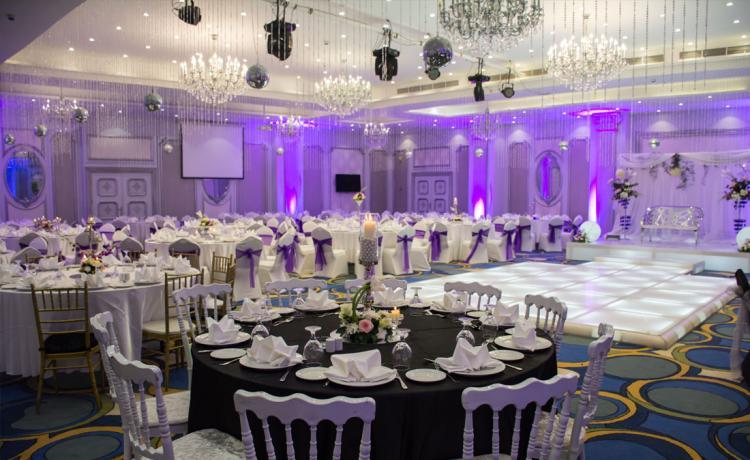 قاعة رويال توليب للاعراس - المعادي - القاهرة