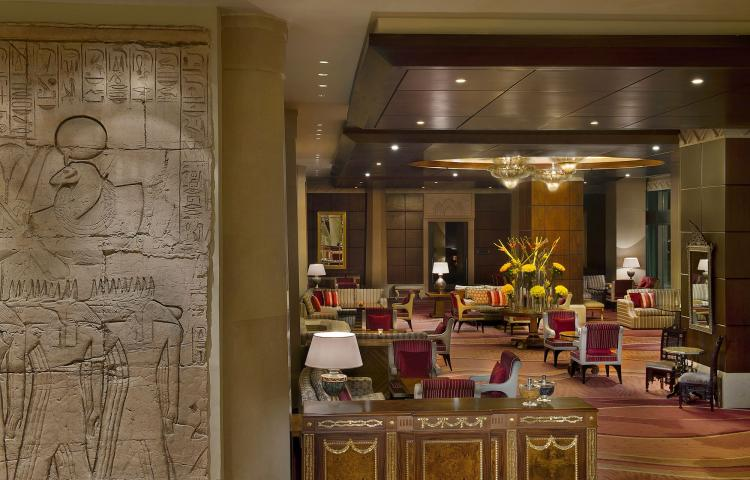 The Nile Ritz-Carlton Hotel - Cairo