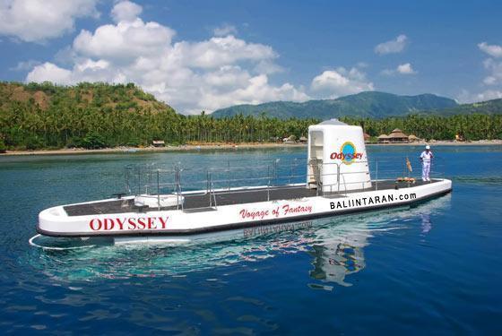 Submarine Bali