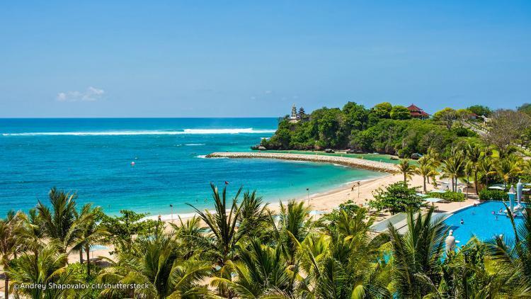Kuta Beach, Jimbaran, Nusa Dua