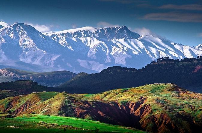 جبال أطلس