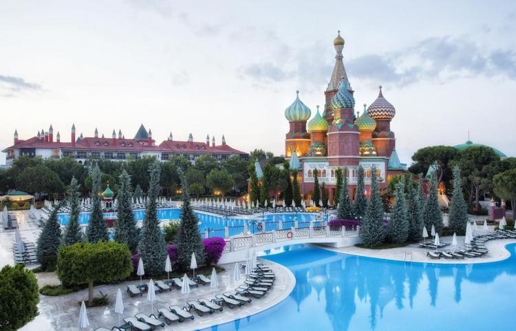 Kremlin Palace Antalya