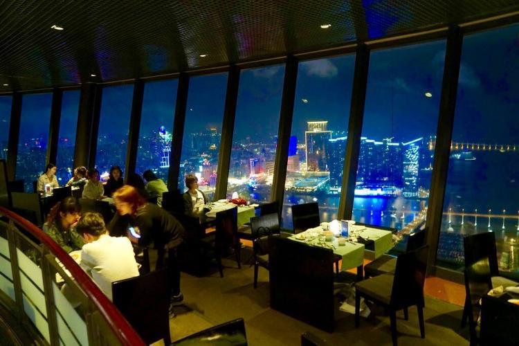 The Revolving Restaurant