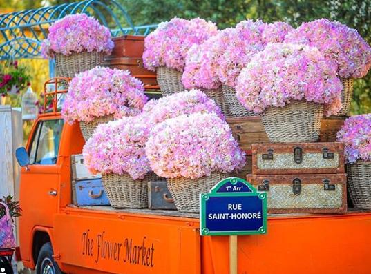 Marche Aux Fleurs by Robert Hykl 3