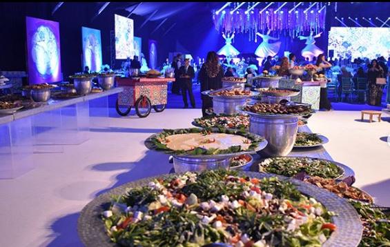 Faqra catering in lebanon