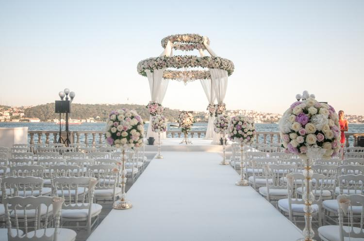 Beautiful Destination Weddings in Istanbul