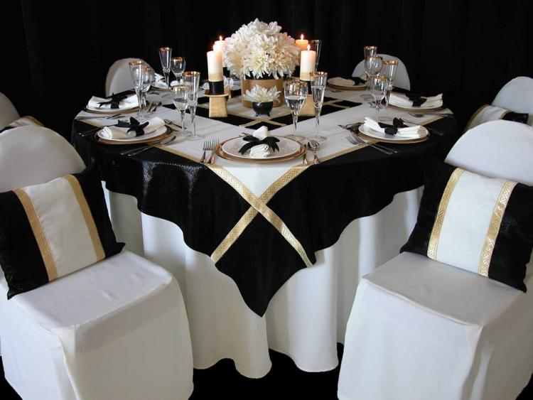 Table Top Events Linen Rental in Dubai