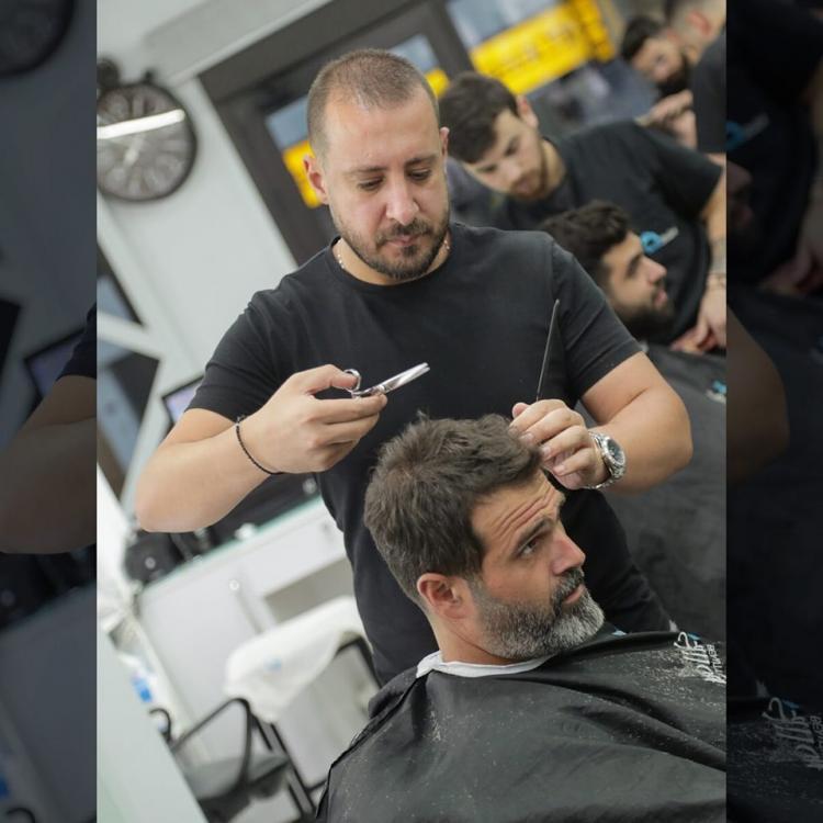 Bob Shallouf lebanon barber shop