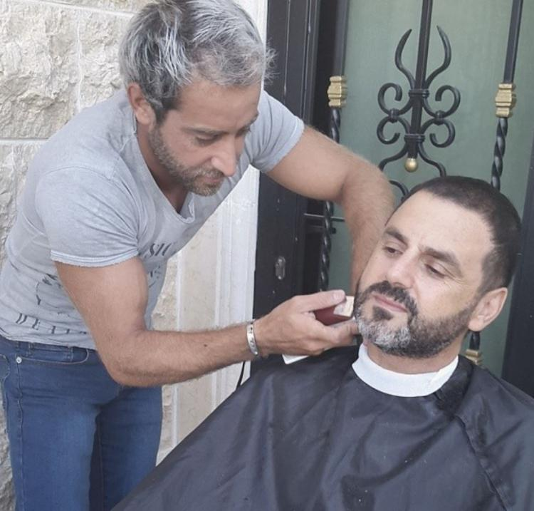 Haddad lebanon barber shop