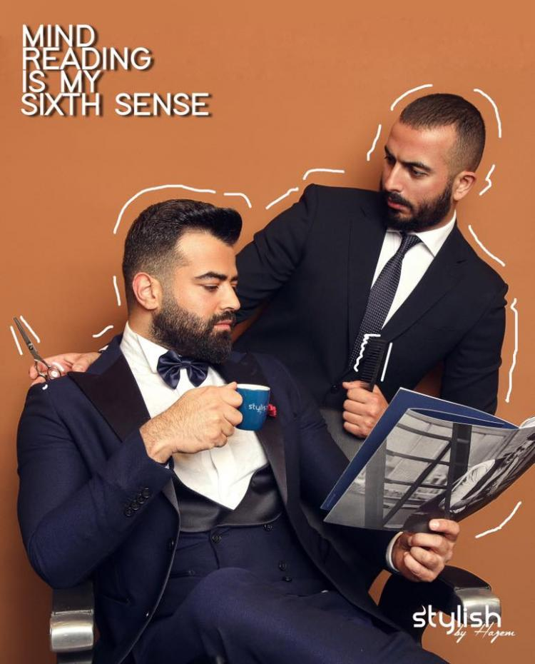 Stylish Salon lebanon barber shop