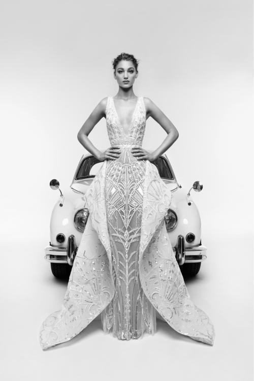 Zuhair Murad wedding dress designer