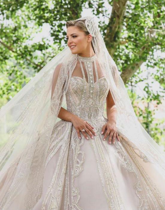 Elie Saab Bride