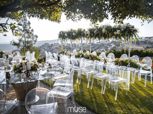 Muse Events wedding planner dubai