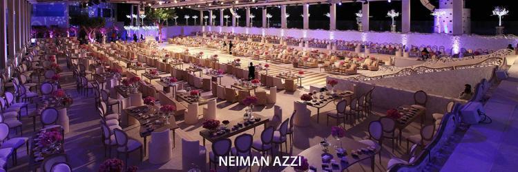 نيمان أزي لتنظيم الأعراس