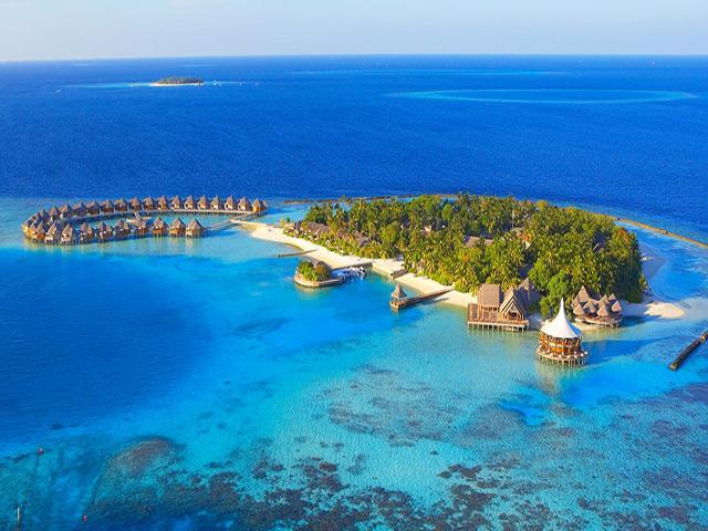 أفضل جزر المالديف لشهر العسل