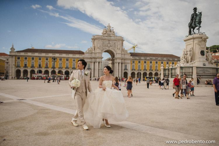 Portugal Wedding Destination - Pedro Bento Photo