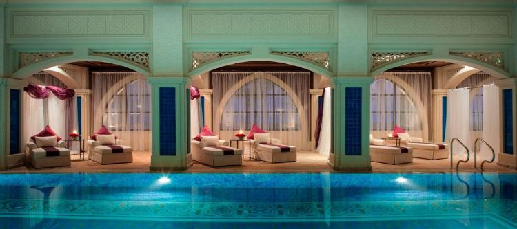 Jumeirah Zabeel Saray Talise Ottoman Spa, The Palm