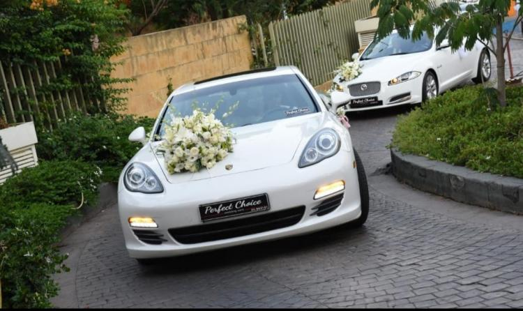 Perfect Cars wedding car rental lebanon