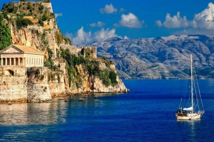 جزيرة كورفو