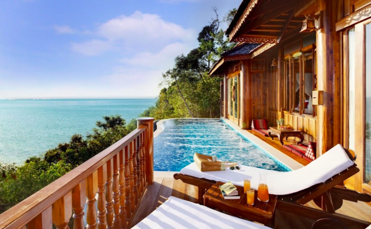 Honeymoon resorts in Phuket