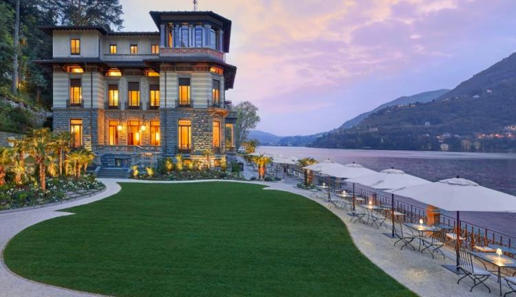 Mandarin Oriental Hotel at Lake Como